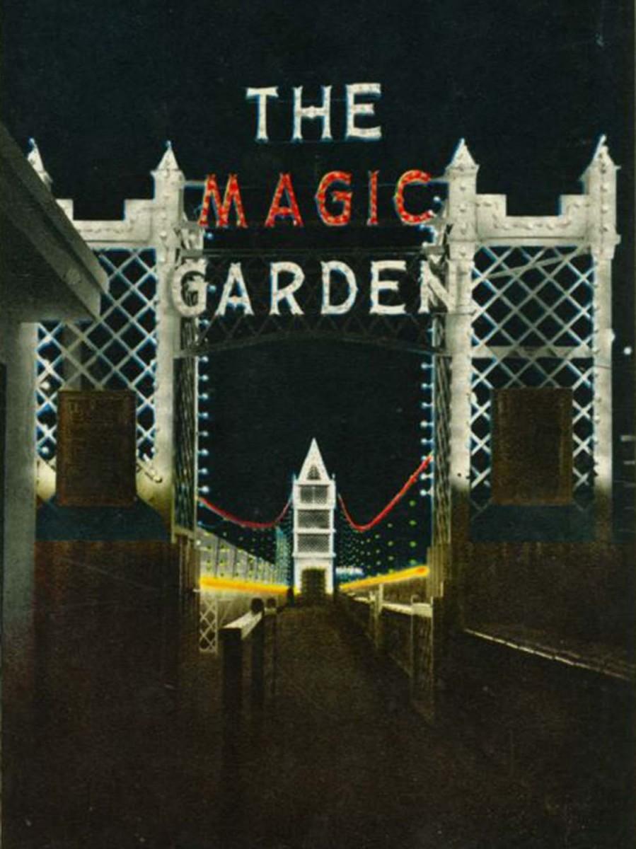 magic Gardenfor web